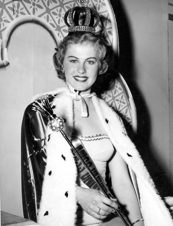 Мисс Вселенная 50-х годов