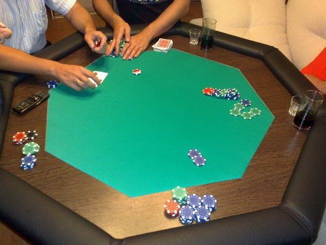 Покер как сделать
