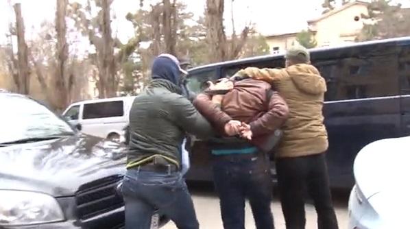 ФСБ задержало вКрыму гражданина Украины зашпионаж