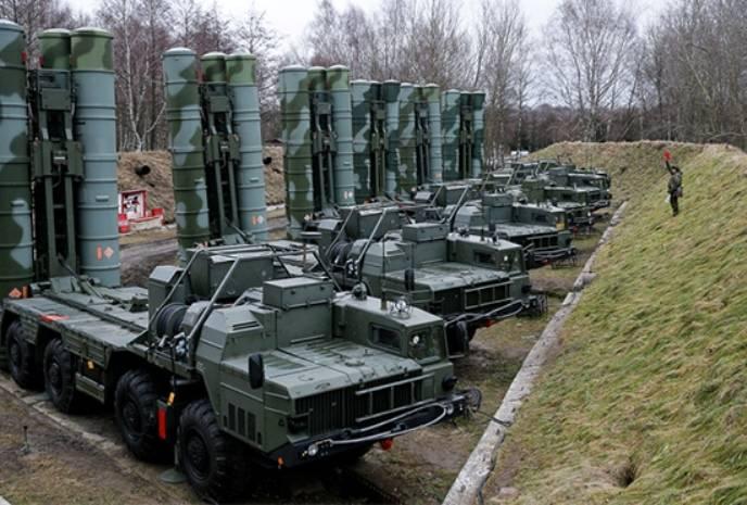 В Москве назвали сроки поставки С-400 в Индию