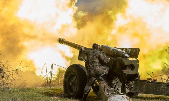 Армия Сирии окружила крупную группировку террористов из «Джабхат ан-Нусры»