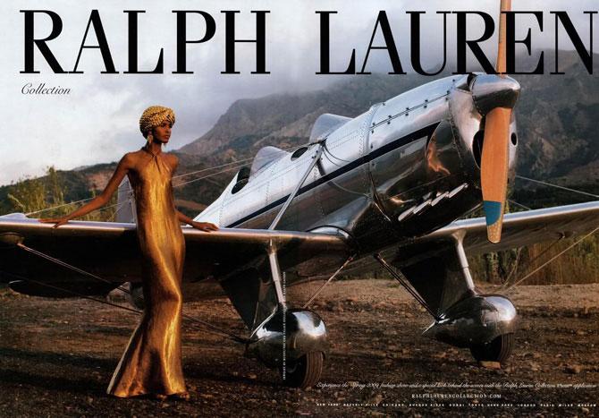 ralph lauren branding