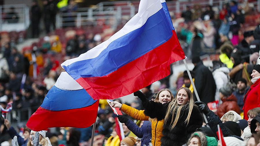 Россия поднялась в рейтинге …