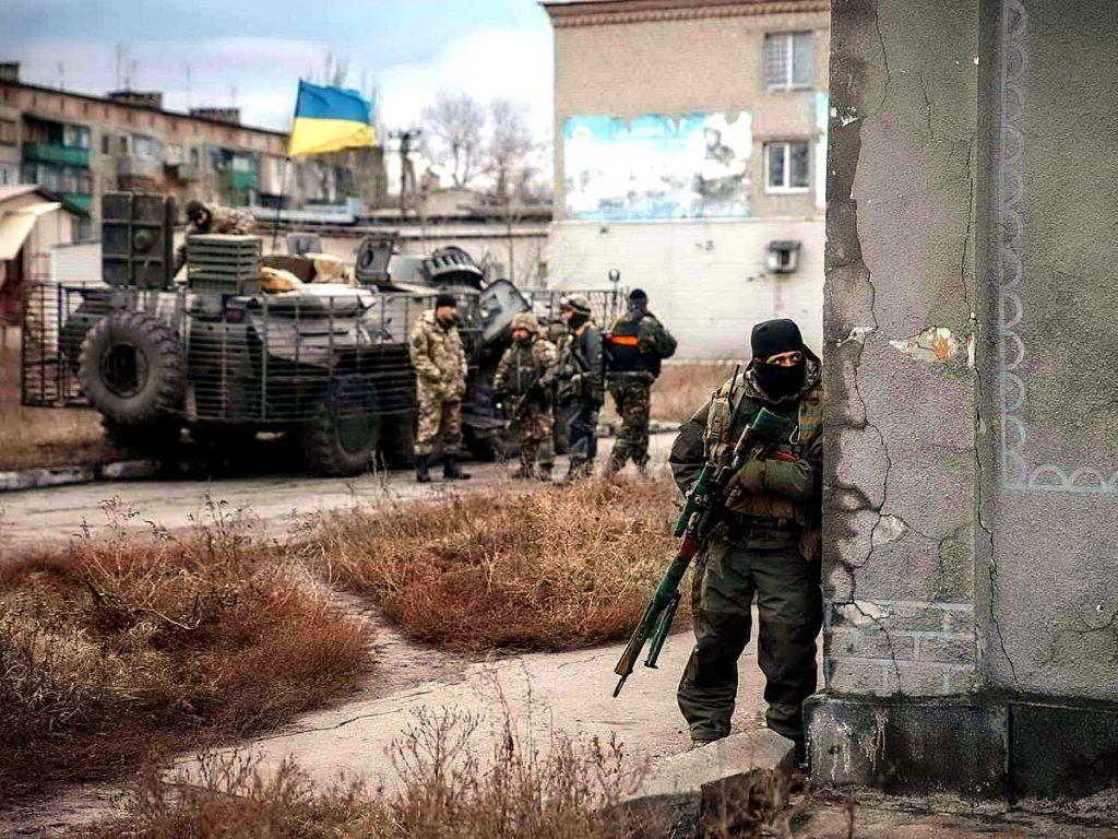 Киев приготовился к «деоккуп…