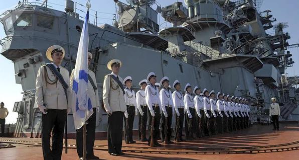 База ВМФ в Тартусе: Россия б…