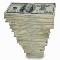 Уходит денежная удача?