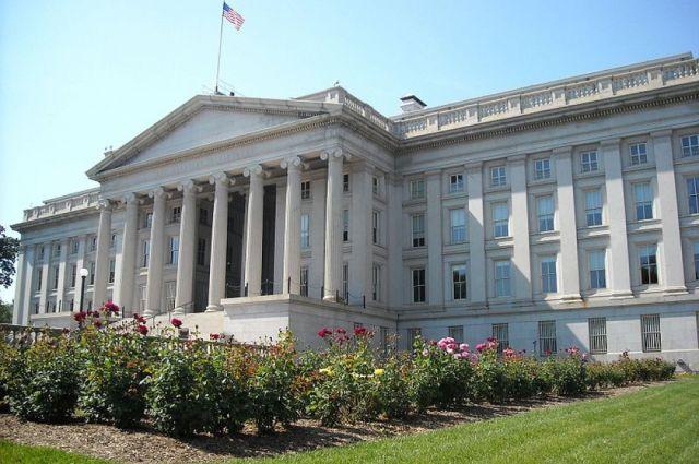 Россия избавилась минимум от трети гособлигаций США