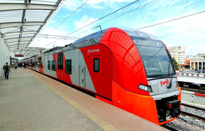 Россия может начать поставку поездов Сирии в 2019 году