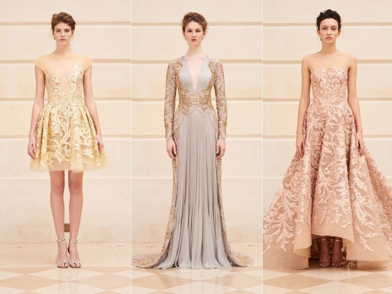 Rami Al Ali Haute Couture весна-лето 2018