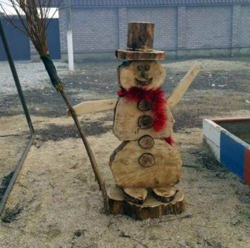 типа снеговик