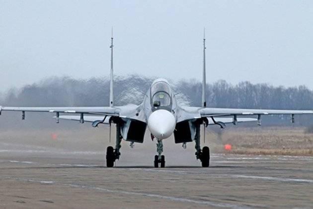 Ереван ведет переговоры о приобретении Су-30СМ