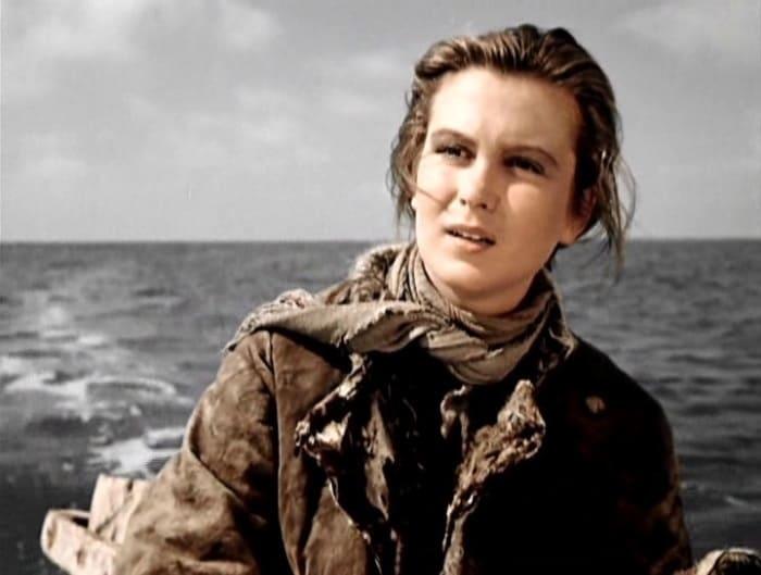 Кадр из фильма *Сорок первый*, 1956   Фото: driverpete.ru