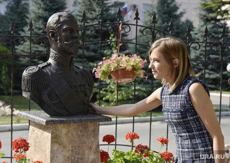 Поклонская пройдет по последнему пути Николая II в Екатеринбурге. Экс-прокурор Крыма зовет всех на Крестный ход.