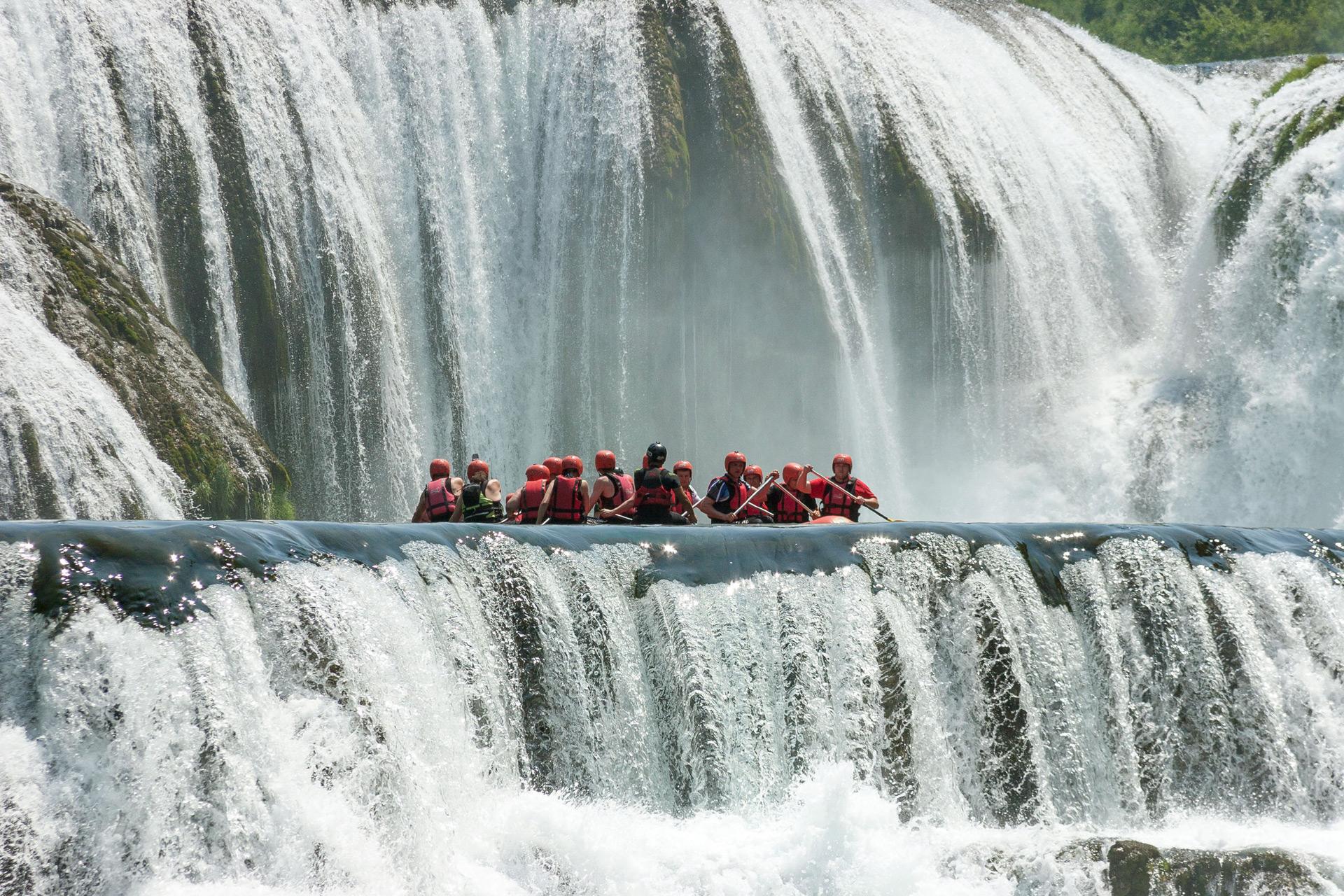 «Это потрясающе», «идеально», «самые красивые водопады, которые я когда-либо видел»