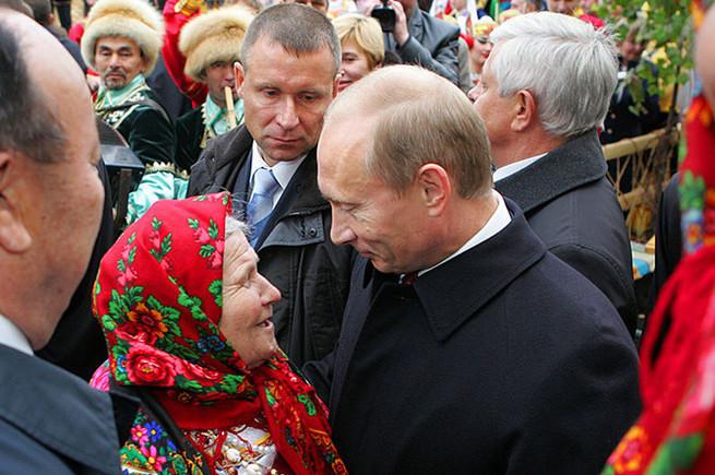 Михаил Поляков. Прощай, любовь народная! Общество не простит Путину пенсионную реформу