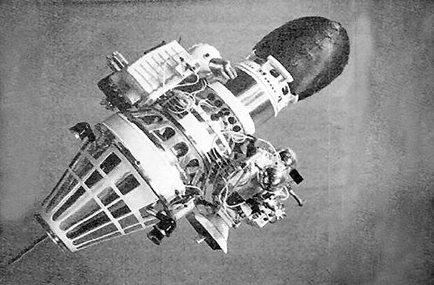 Лунные дороги советских исследователей космоса