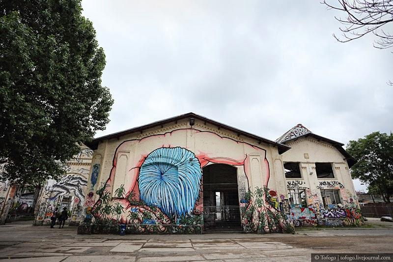 Стрит-арт вБерлине