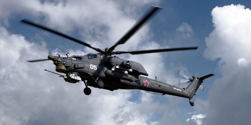 Ударный вертолет Ми-28НМ: «Ночной охотник» прикроет с неба российские войска