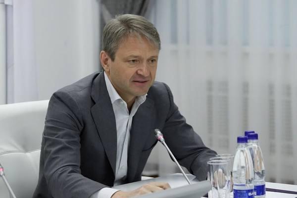 Ткачев объяснил возвращение в Краснодарский край