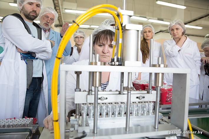Как в Беларуси делают губную помаду и другую декоративную косметику
