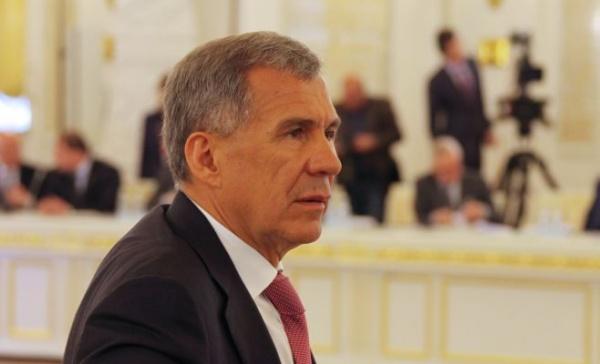 Президент Татарстана: Ненагнетайте, аобязательный татарский оставьте