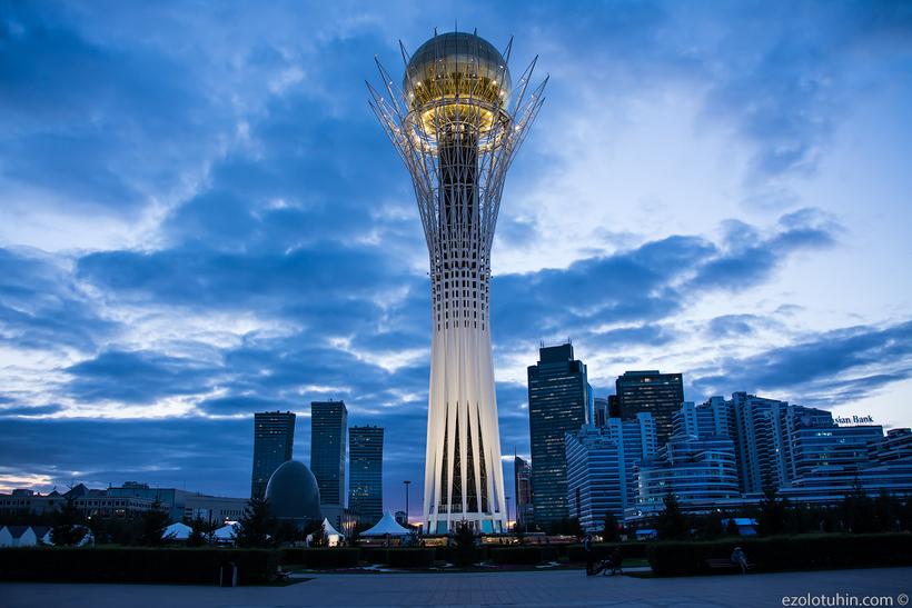 Дорого и богато: безумная архитектура столицы Казахстана