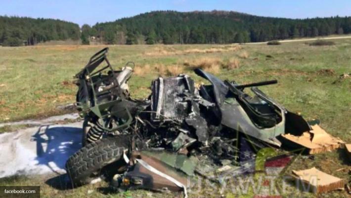 Один сломали, другой потеряли: «Хамви» на ветер и другие провалы учений НАТО