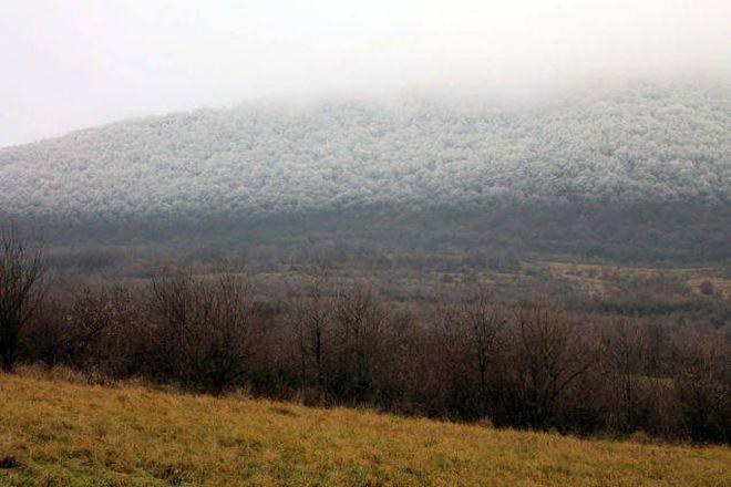 Смертельный ледяной туман, от которого надо бежать без оглядки