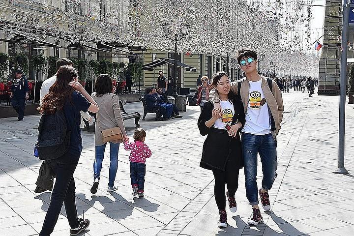Четверг может стать рекордно теплым в Москве