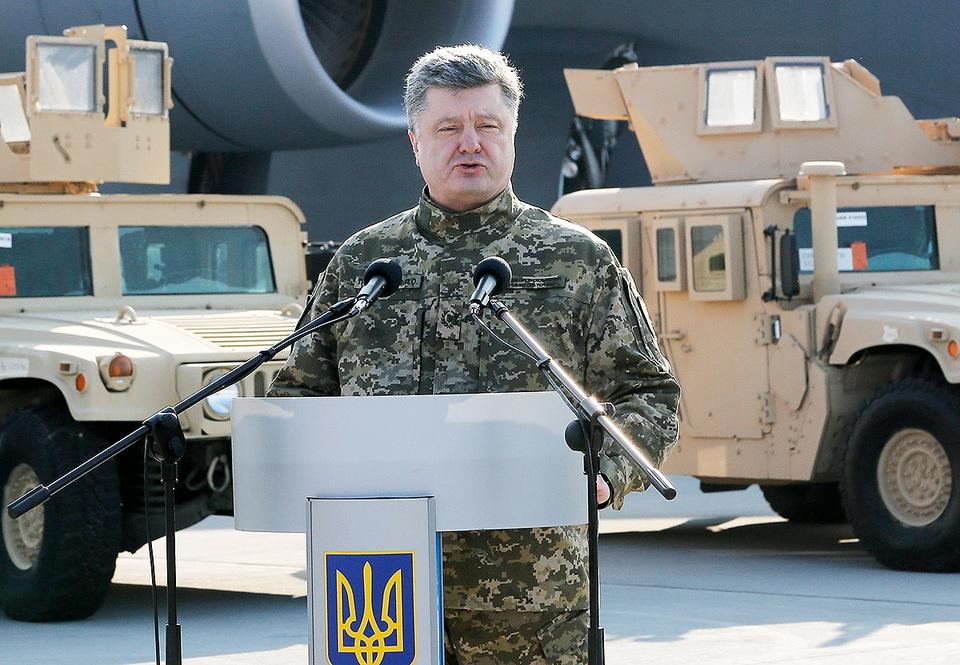 «Пусть НАТО идет к нам»: Пор…