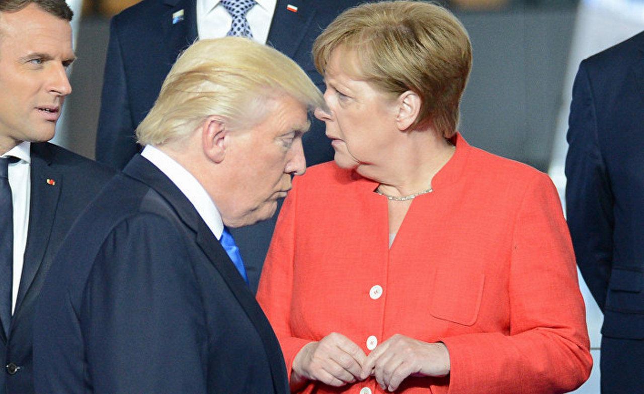 Трамп оскорбил лидеров Европы, города, в которых они живут, и страны, которыми они руководят. Aftenposten, Норвегия