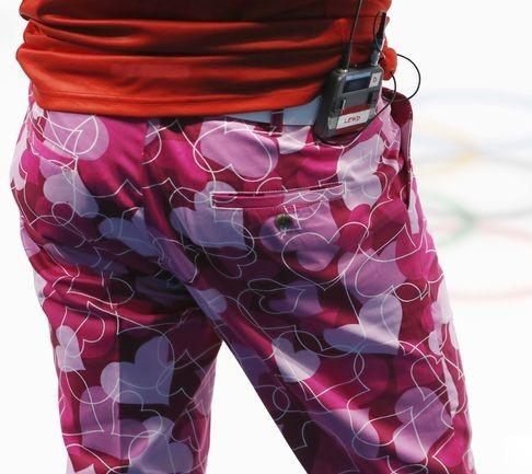 Восхитительные штаны норвежс…