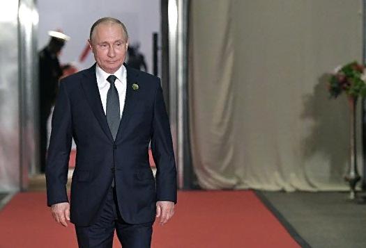 Путин пошутил на встрече с Эрдоганом, что сходит с ним в ресторан