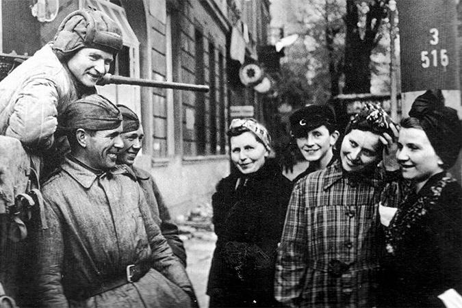 Как жилось в оккупированной Германии