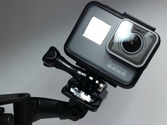 Пять крутых экшн-камер, которые снимают в 4К