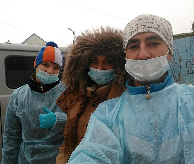 Бессребреник: врач из Челяби…