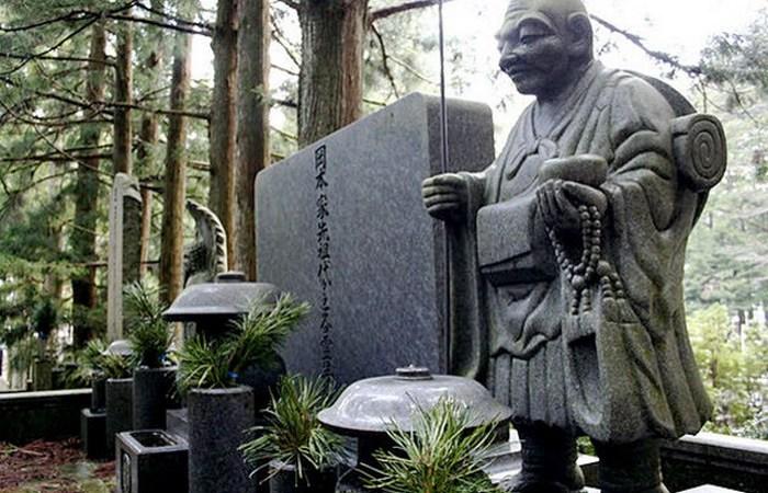 Кладбище Окуноин.