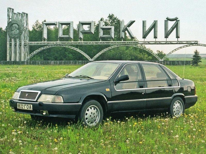 ГАЗ-3105 «Волга»: легковой автомобиль представительского класса (20 фото + 1 видео)