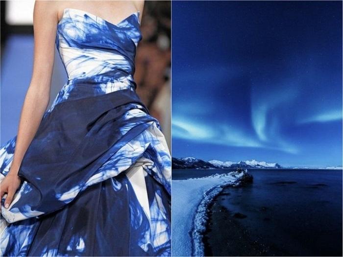 26 восхитительных платьев, будто вдохновленных самой природой