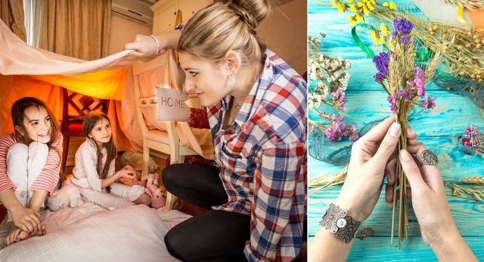 Никогда не вянут: 12 вдохновляющих идей букетов и композиций из сухоцветов