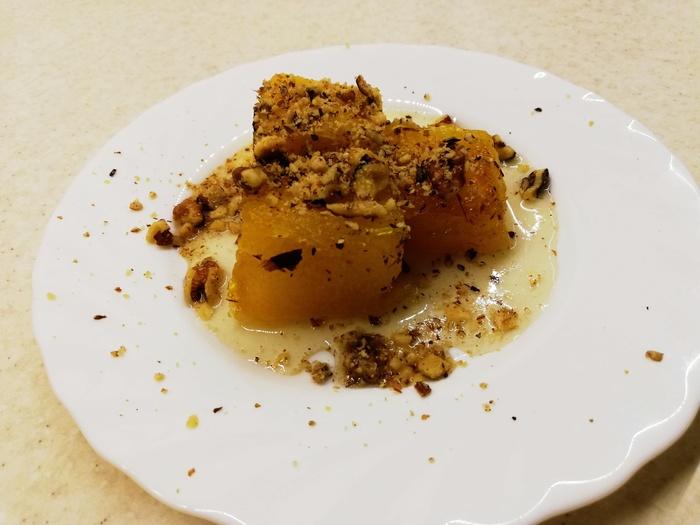 Десерт из тыквы по-турецки K…