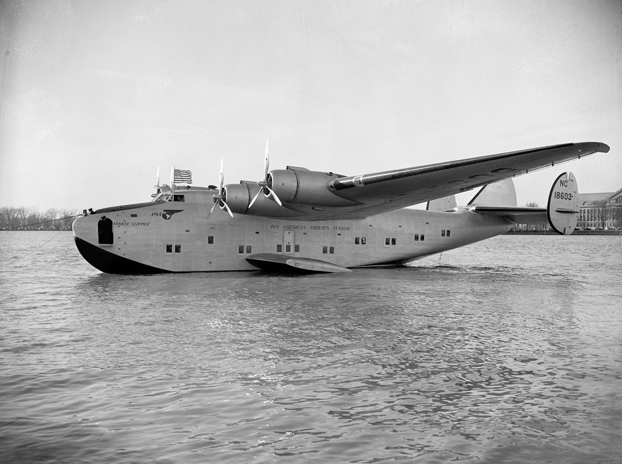 летающая лодка йохан