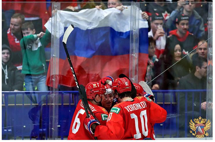 Россия – Канада – лучший финал на свете. Наши сильны и в тонусе, канадцы злые и свежие