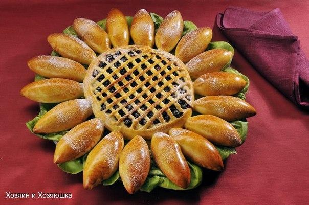 Пироги, которые не черствеют — Универсальное тесто