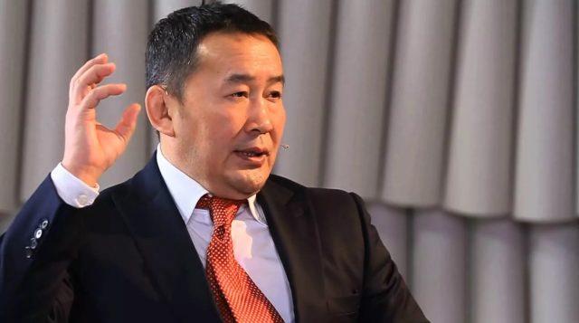 Монголия снова готова стать …
