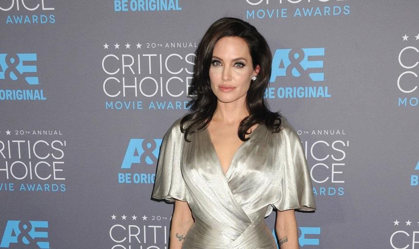 Анджелина Джоли готовится стать матерью в седьмой раз