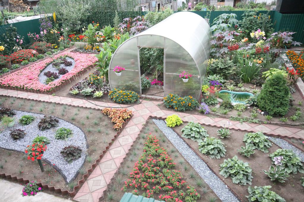 Сада и огорода своими руками картинки