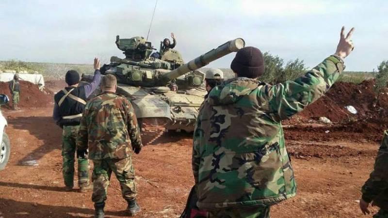 Война по приглашению. Начнёт ли Россия сухопутную операцию в Сирии?