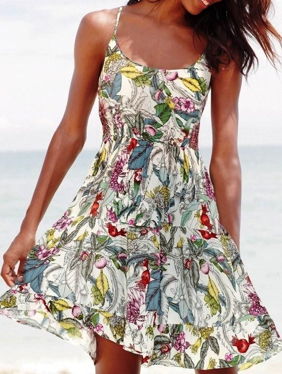 Тренд лета — сарафан. Подборка прекрасных нарядов на любой возраст и вкус