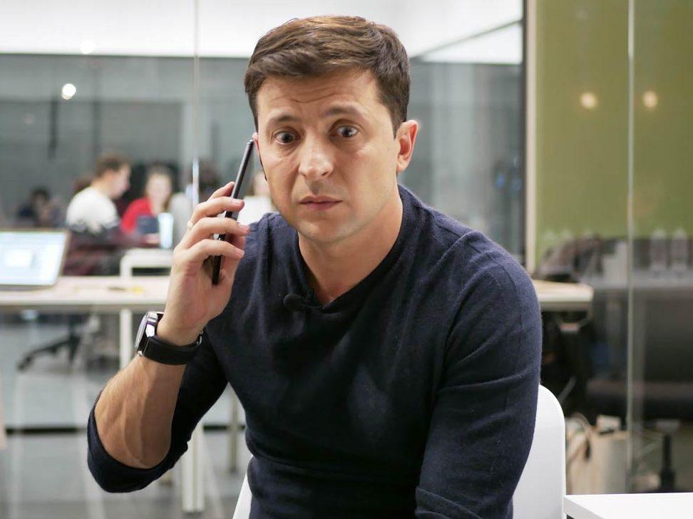 Василий Волга:  Мне сегодня позвонили....